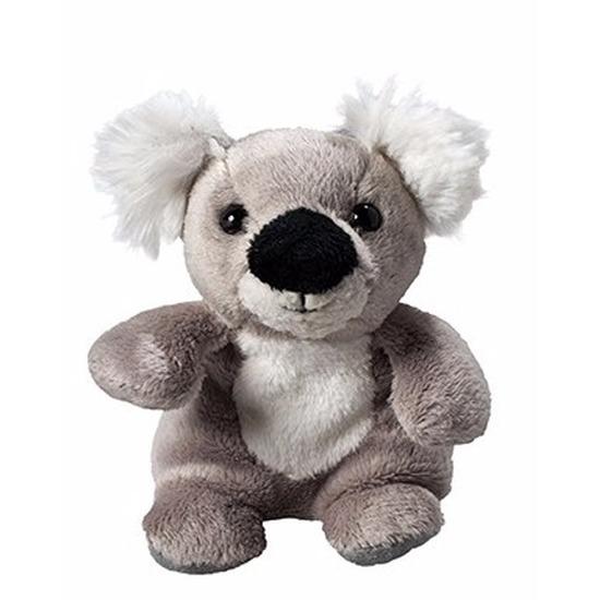Koala knuffel cadeau 11 cm met ruimte voor wens