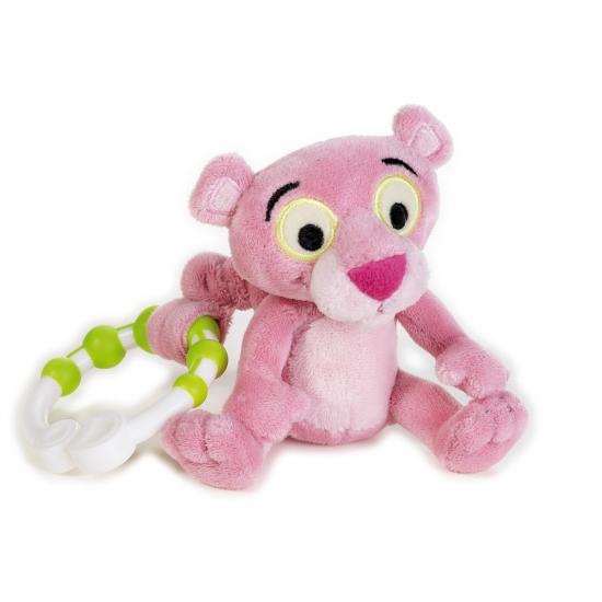 Kraamkado Pink Panter rammelaar