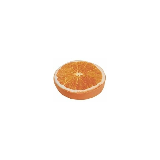 Kussen sinaasappel schijf 38 cm