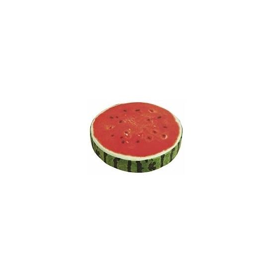 Kussen watermeloen schijf 38 cm