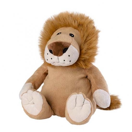 Leeuwen knuffel kruik geboorteknuffel