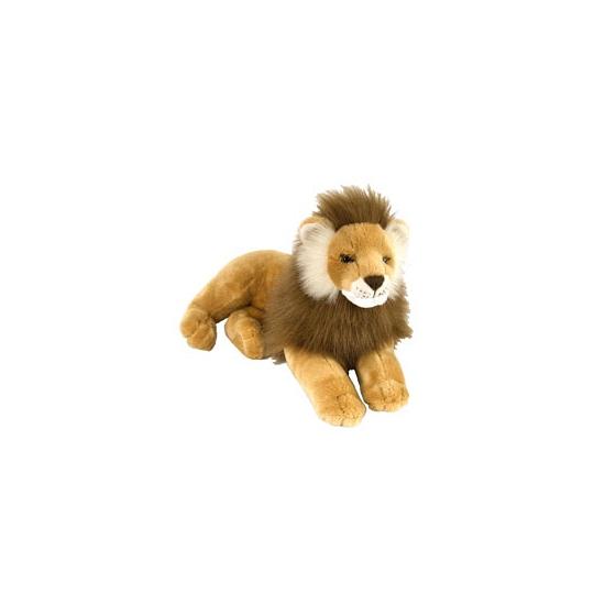 Leeuwen knuffels liggend 40 cm