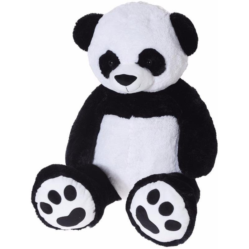 Mega knuffel panda 100 cm