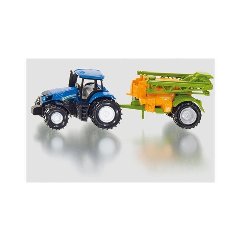 Metalen tractor voor kinderen Siku voordeligste prijs