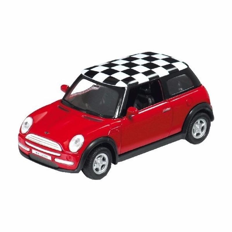 Speelgoedvoertuigen Mini Cooper speelgoed modelauto 1 34