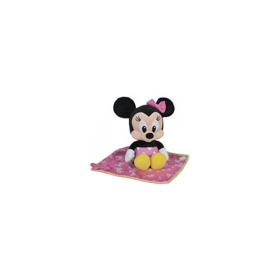 Minnie Mouse Disney knuffel tuttel 25 cm