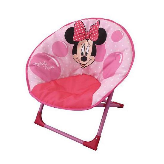 Minnie Mouse Kinderkamer Stoeltje Voor Kinderen