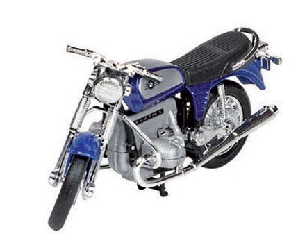 Speelgoedvoertuigen BMW Model speelgoed motor BMW R75 blauw 1 18