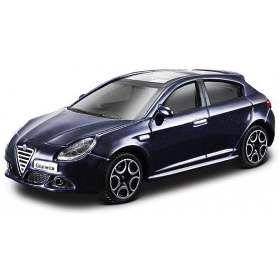 Modelauto Alfa Romeo Giulietta 1 43 Bburago te koop