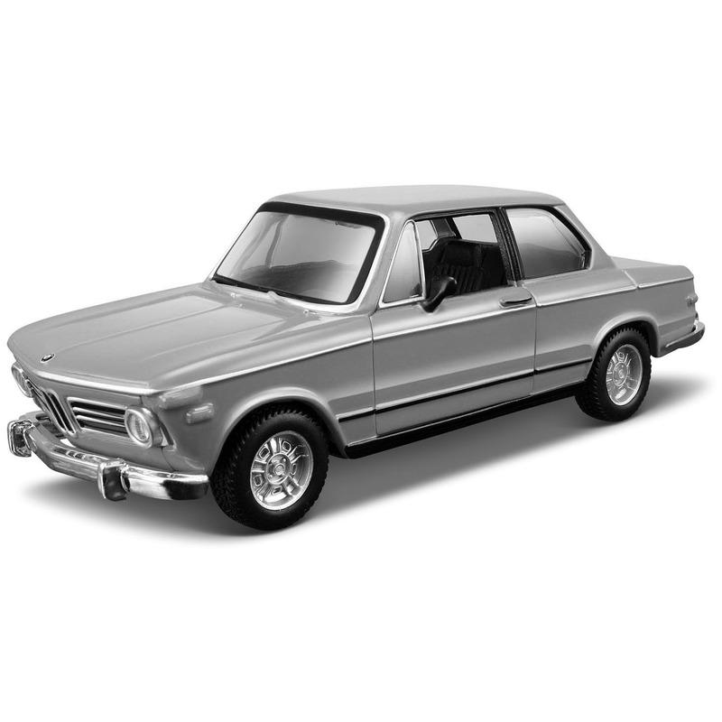 Speelgoedvoertuigen Modelauto BMW 2002tii 1972 1 32
