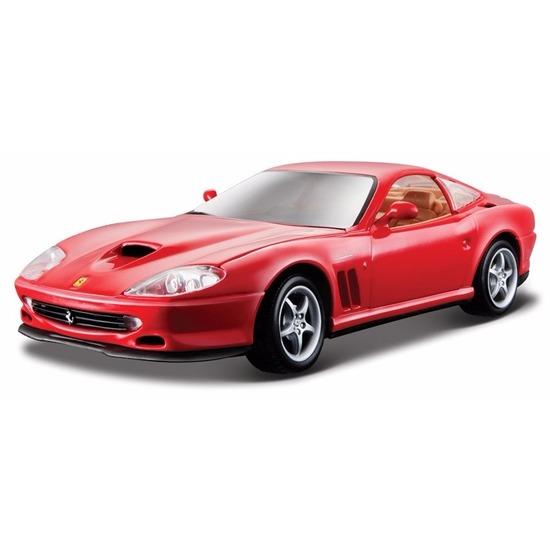 Speelgoedvoertuigen Ferrari Modelauto Ferrari 550 Maranello 1 24