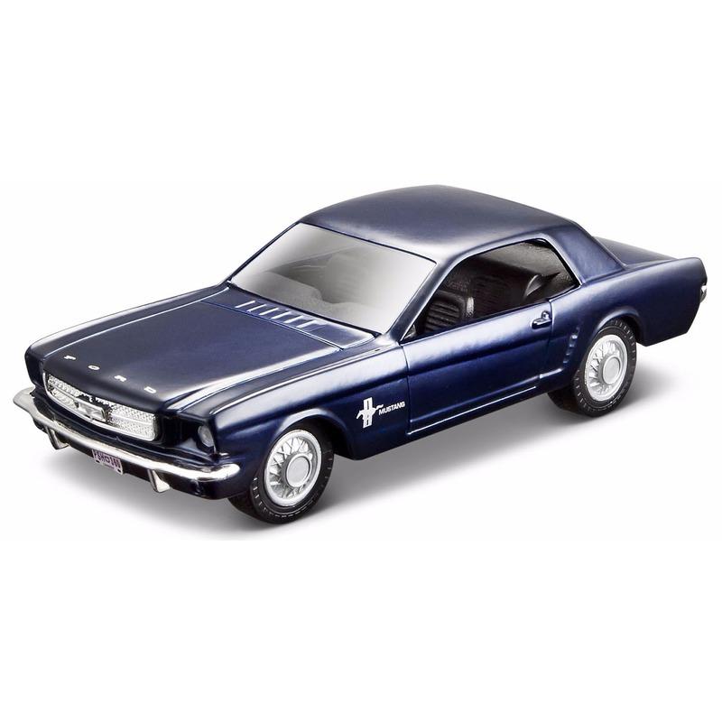 Speelgoedvoertuigen Maisto Modelauto Ford Mustang 1965 1 32