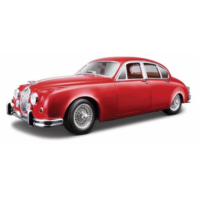 Speelgoedvoertuigen Modelauto Jaguar MKII 1 18