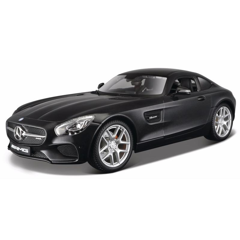 Maisto Modelauto Mercedes AMG GT 1 18 Speelgoedvoertuigen