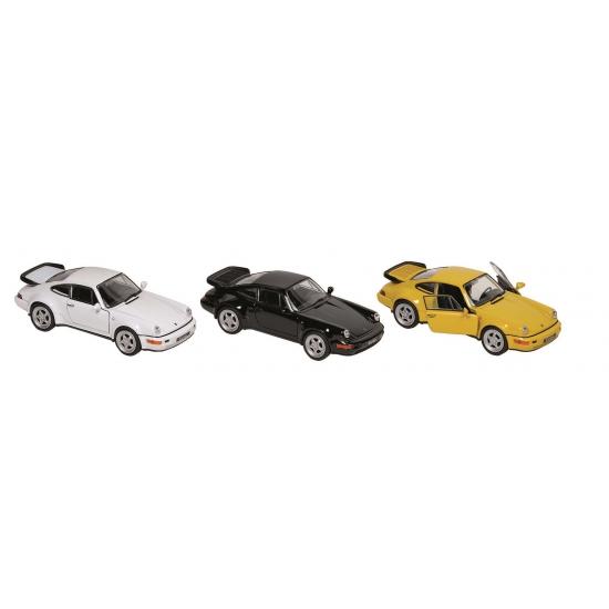 Speelgoedvoertuigen Geen Modelauto Porsche turbo 11 cm