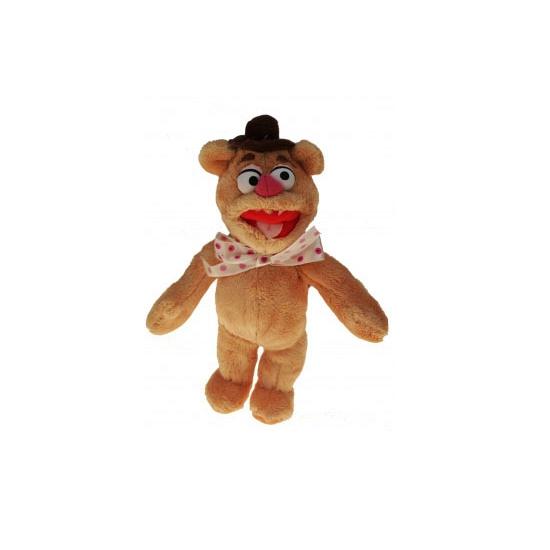 Muppet knuffeldieren Fozzie de beer 20 cm