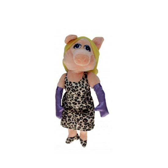 Muppet knuffeldieren Miss Piggy 35 cm