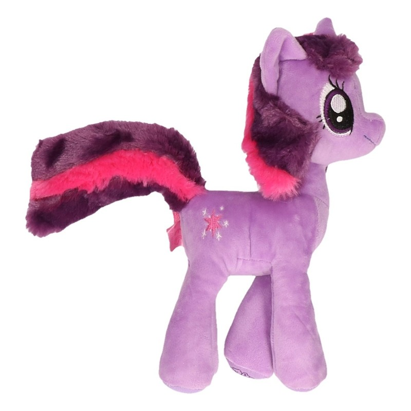 My Little Pony pluche knuffel Twilight Sparkle 27 cm