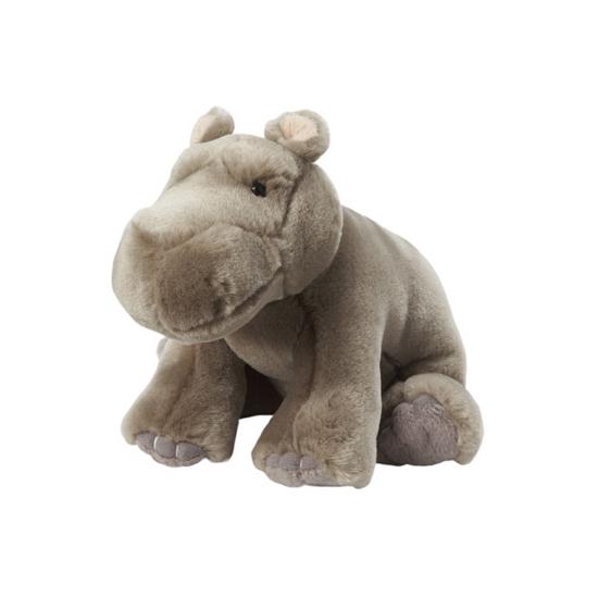 Nijlpaarden knuffels 18 cm