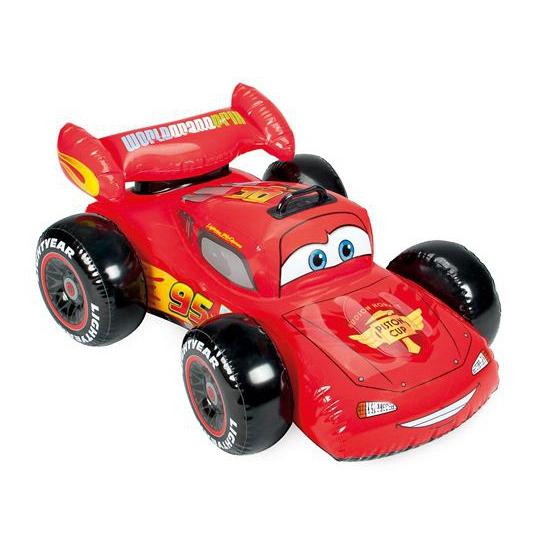 Opblaasbare Intex Cars auto