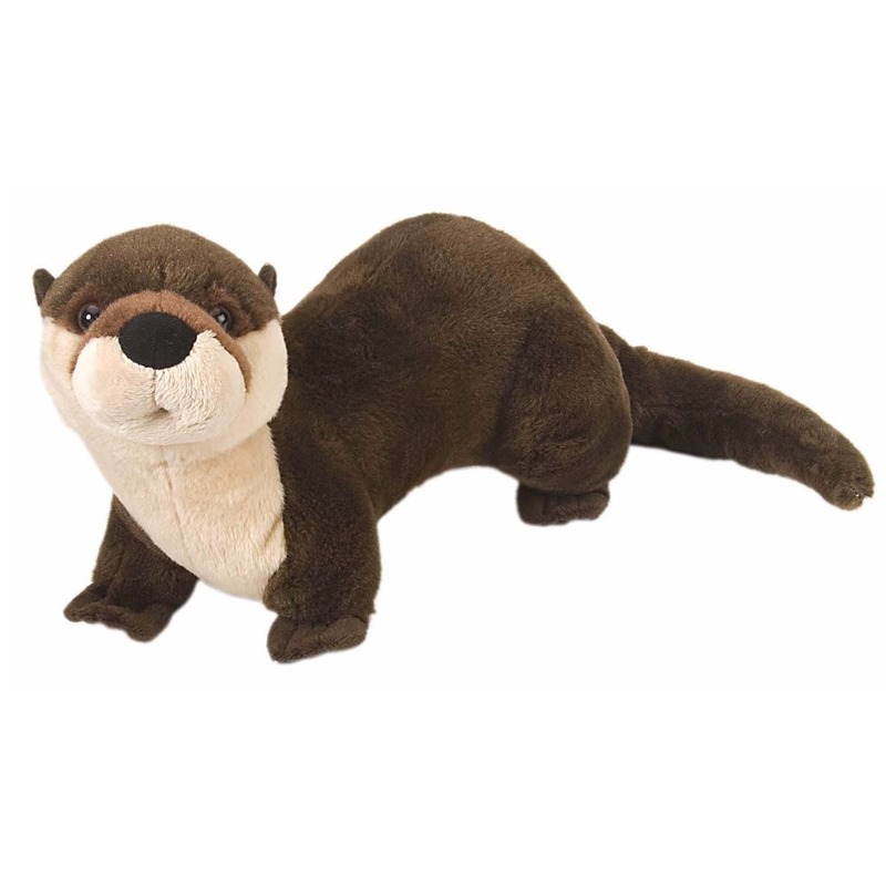Otter knuffeldier 30 cm