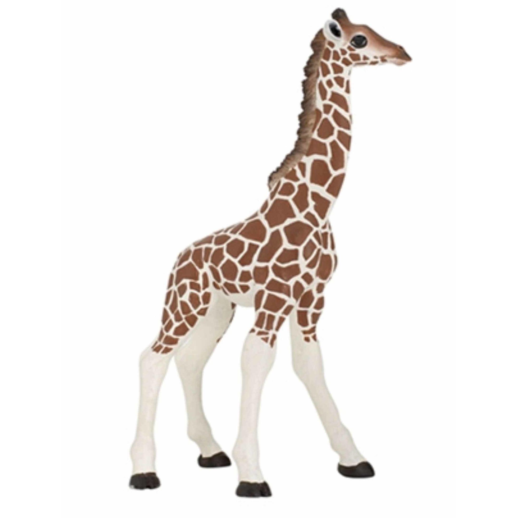 Speelfiguren sets Papo Plastic baby giraffe 9 cm