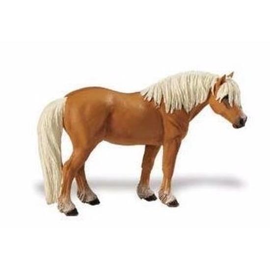 Speelfiguren sets Safari LTD Plastic Haflinger paard merrie 11 cm