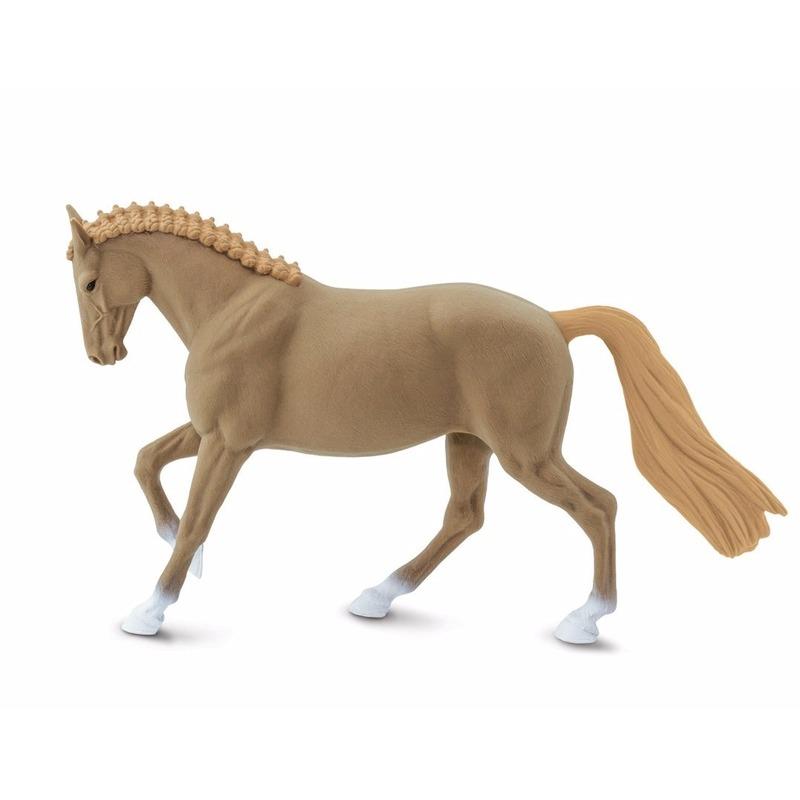 Speelfiguren sets Safari LTD Plastic Hannoveraan paard merrie 15 cm