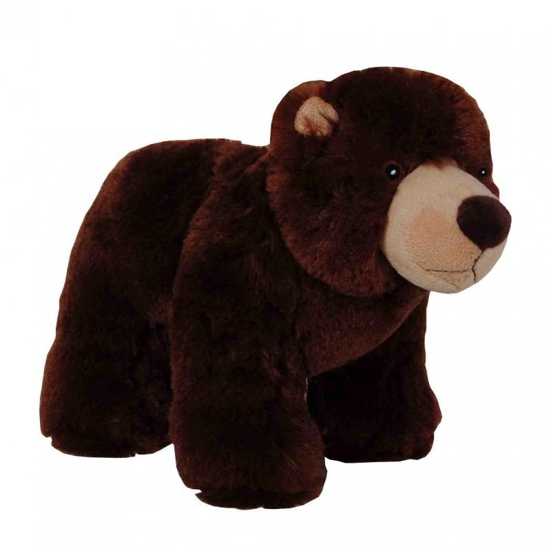 Pluche bruine beer/beren knuffel 35 cm speelgoed