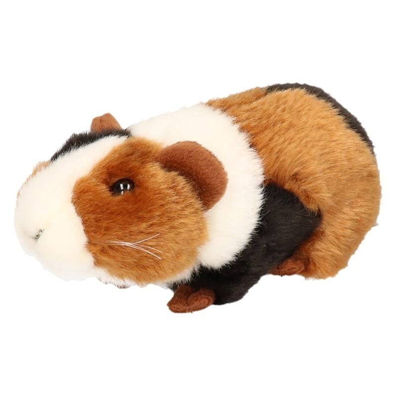 Pluche cavia knuffel 15 cm speelgoed