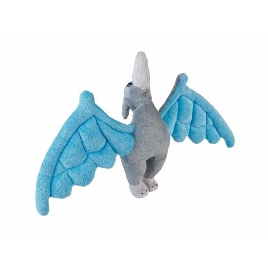 Pluche dinosaurus knuffel pterosaurus 30 cm