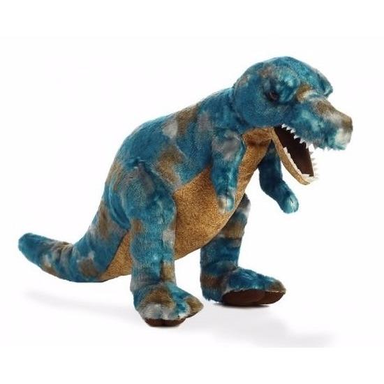 Pluche dinosaurus knuffel T-Rex 35,5 cm