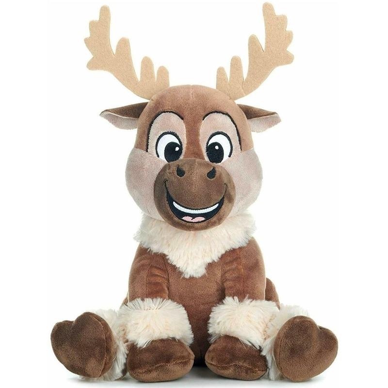 Pluche Disney Frozen 2 Sven rendier knuffel 30 cm speelgoed