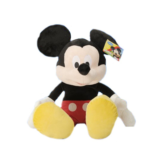 Pluche Disney Mickey Mouse knuffel 49 cm speelgoed
