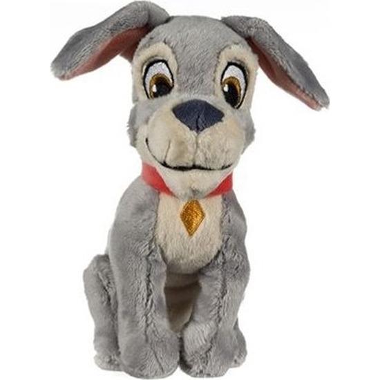 Pluche Disney Vagebond hond knuffel 24 cm speelgoed