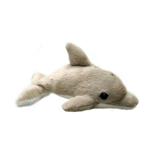 Pluche dolfijn knuffeltjes 10 cm