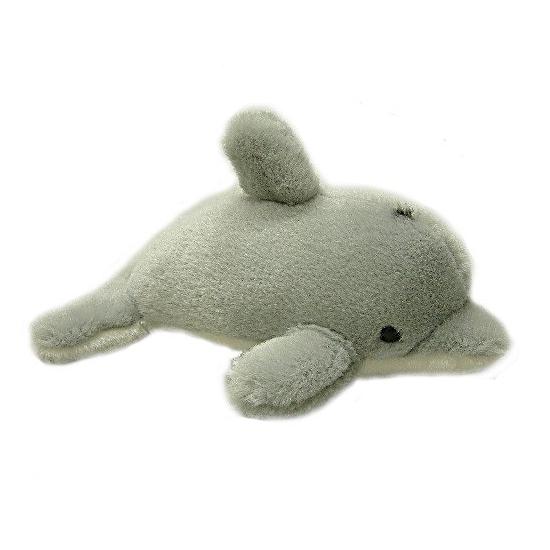 Pluche dolfijn knuffeltjes 15 cm