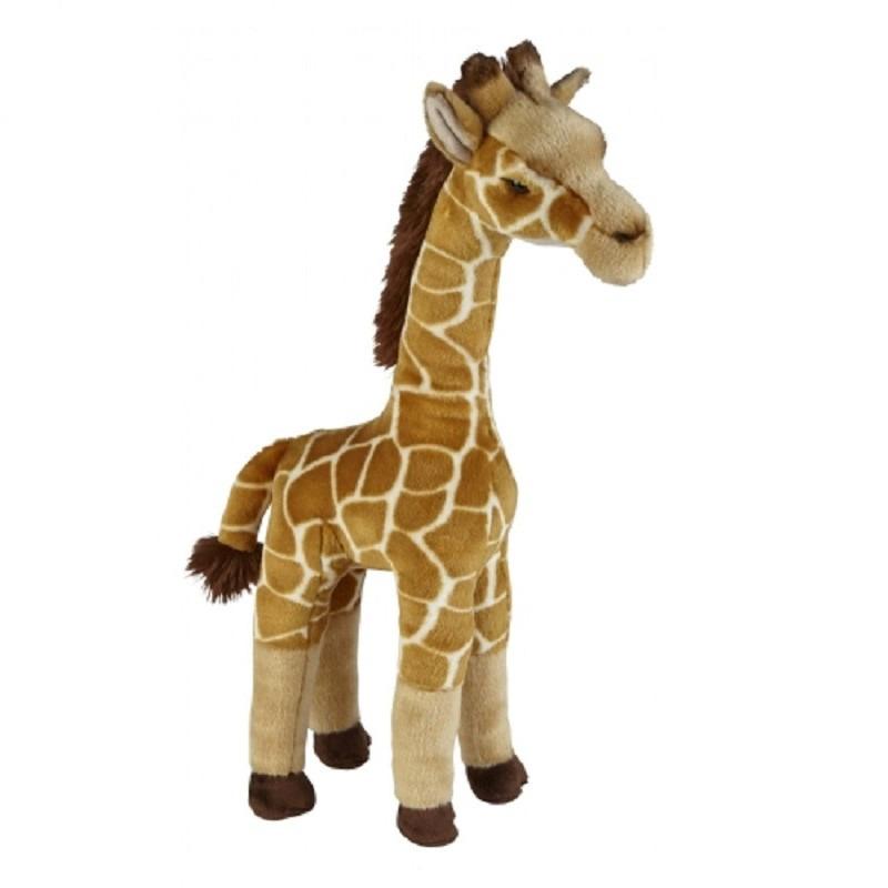 Pluche giraffe knuffel 62 cm speelgoed