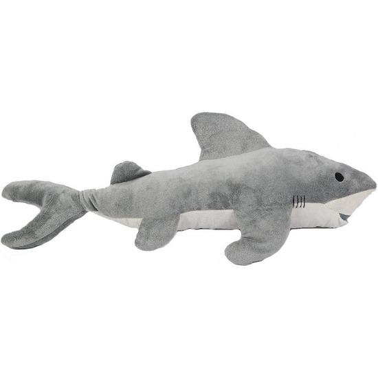 Pluche haai knuffel 100 cm