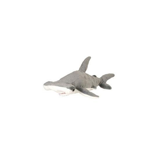 Pluche hamer haai 38 cm
