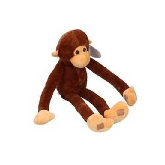 Pluche knuffel aap van 55cm