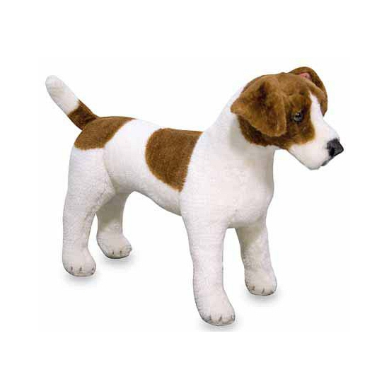 Pluche knuffel hond Jack Russell 53 cm