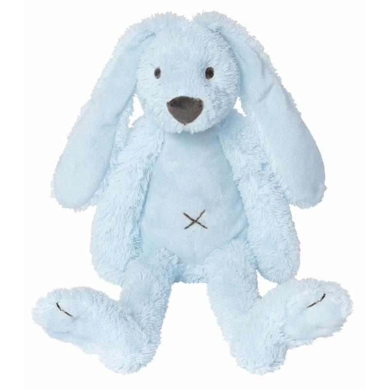 Pluche knuffel konijn 28 cm