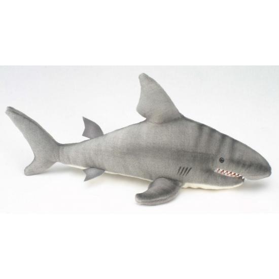 Pluche knuffels haaien 49 cm