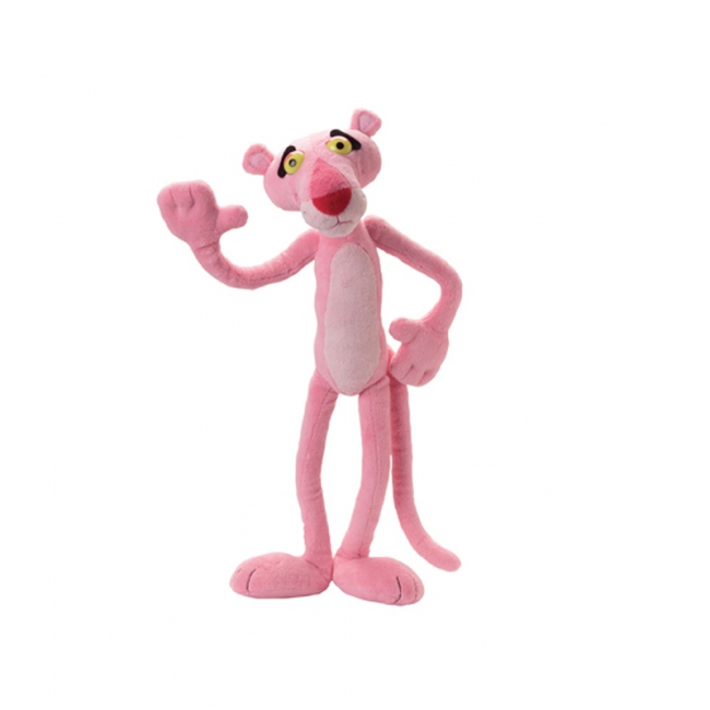 Pluche knuffels Pink Panther 47 cm