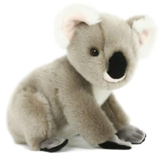 Pluche koala knuffel 20 cm speelgoed