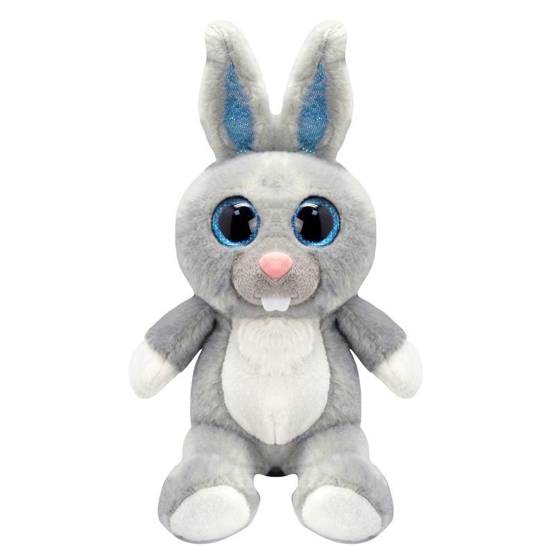 Pluche konijn/haas knuffel 24 cm
