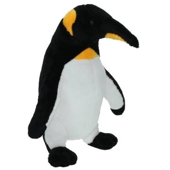 Pluche Koningspinguin knuffel 36 cm