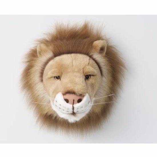 Pluche leeuwenhoofd