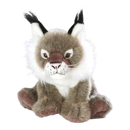 Pluche lynx knuffeltje 30 cm